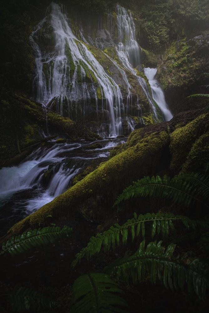 Panther Creek by John Vander Ploeg