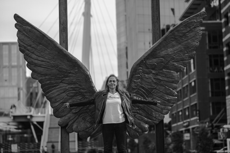 Avenging Angel by darin gabbert