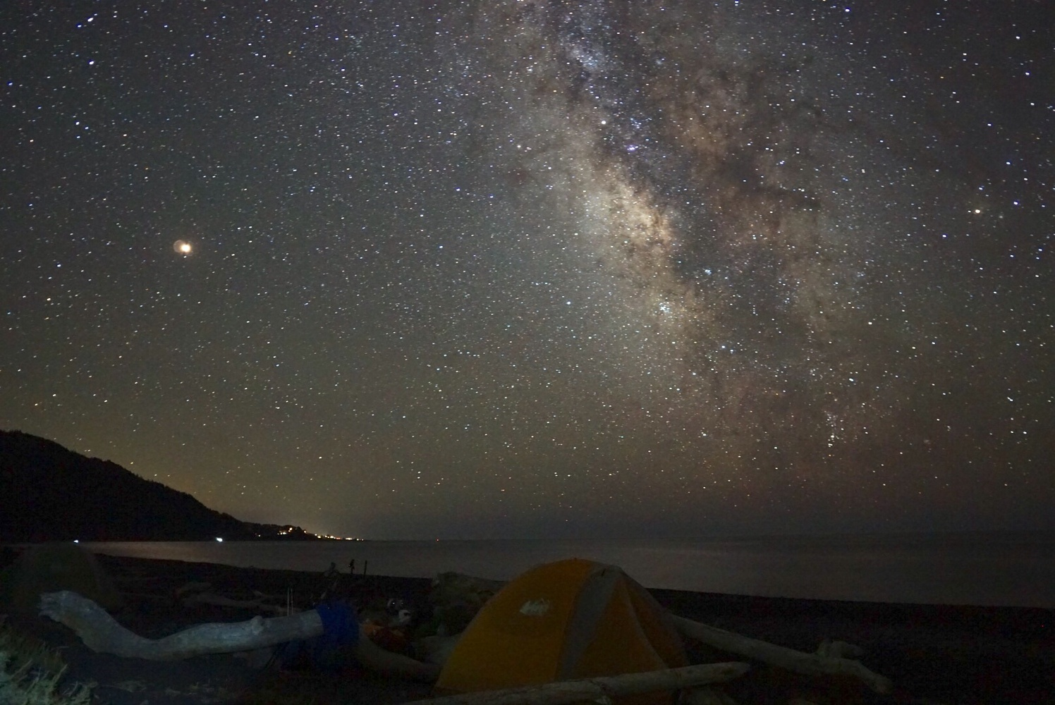 Lost Coast Astro by Alex Uppenkamp