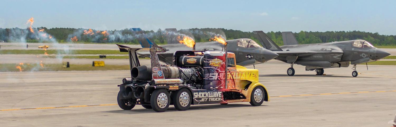 Shockwave Jet Truck - 6 by Jason Persilver