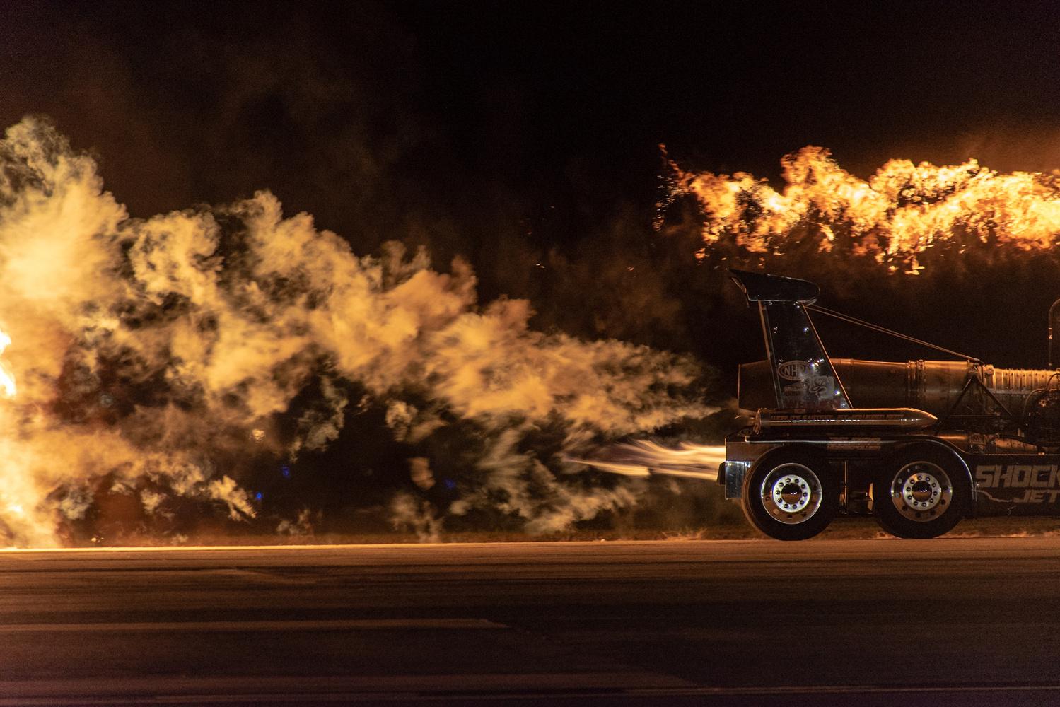 Shockwave Jet Truck - 2 by Jason Persilver
