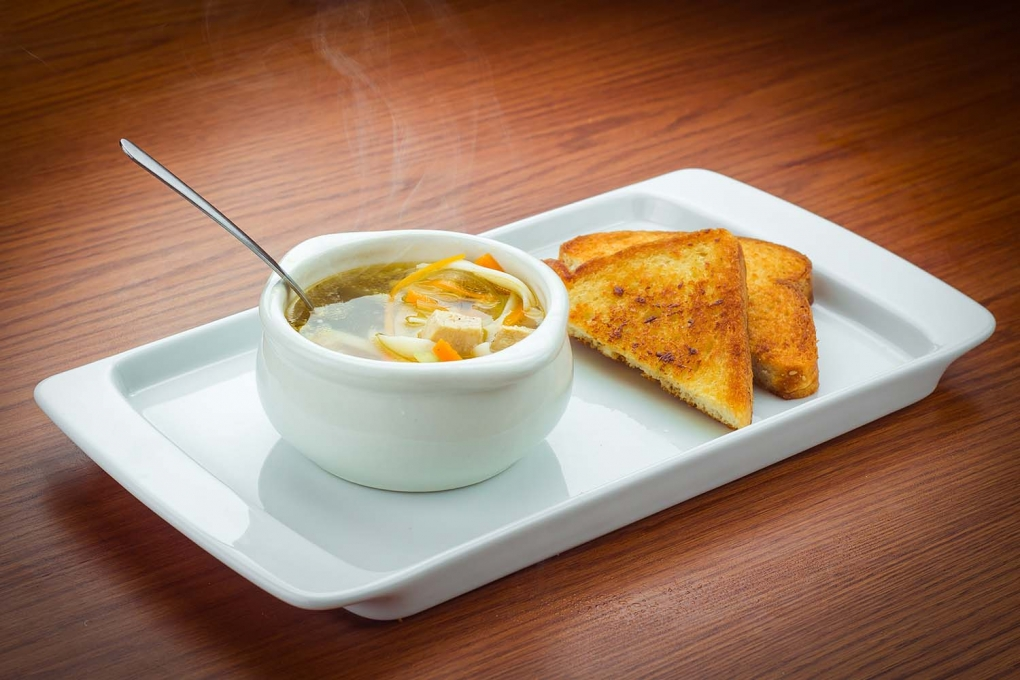 Soup  by Mario Olvera