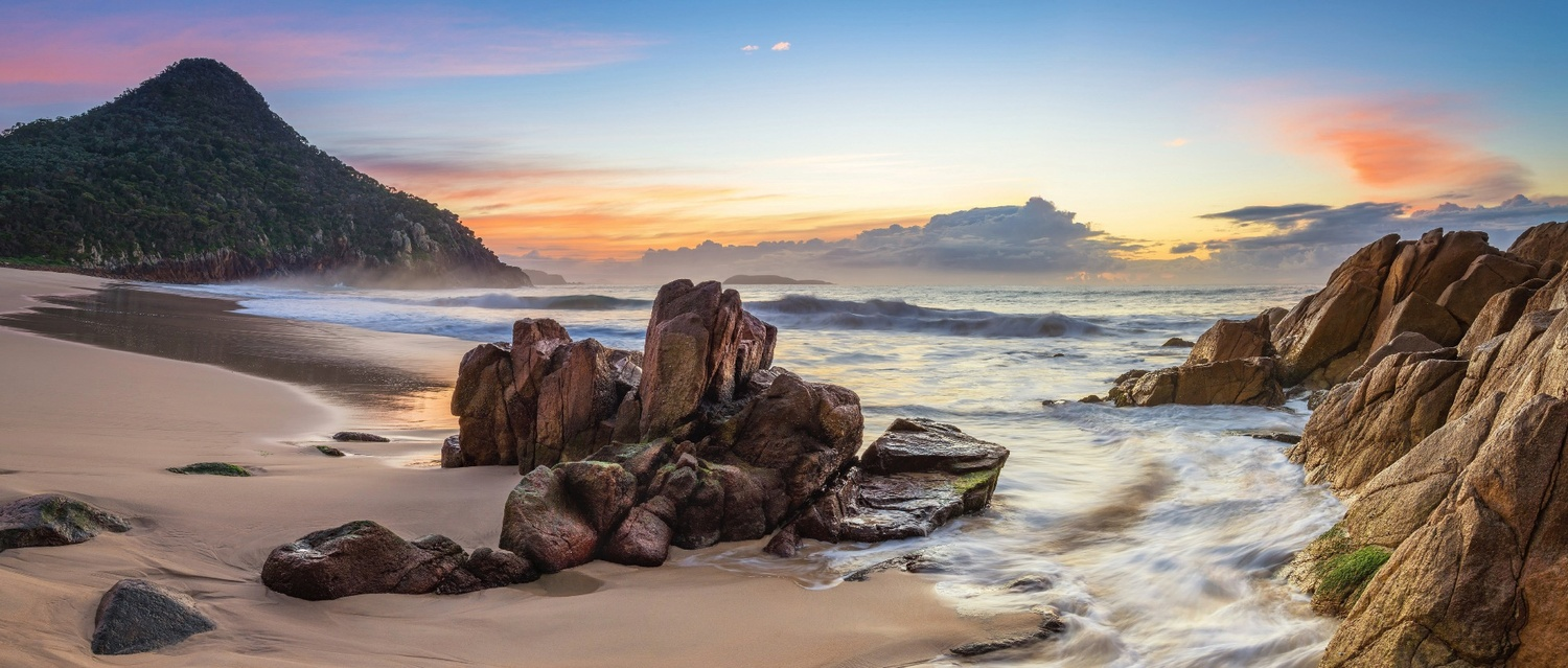 Zenith Beach Sunrise by Shane Smith