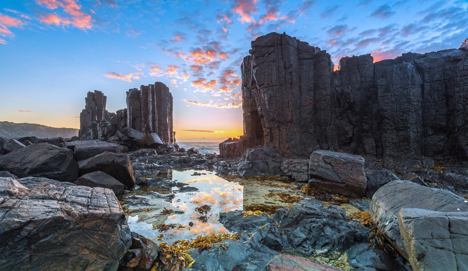 The Gateway: Old Bombo Quarry by Shane Smith