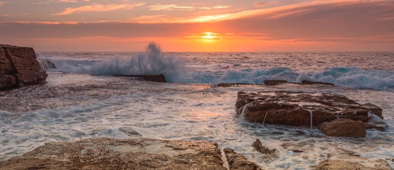 Maroubra Sunrise by Shane Smith