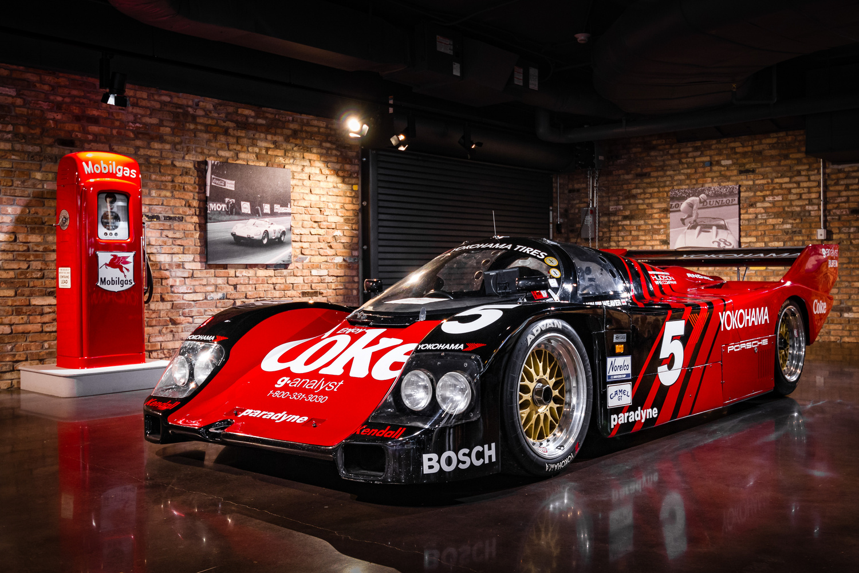 Porsche racing by Bret Taylor