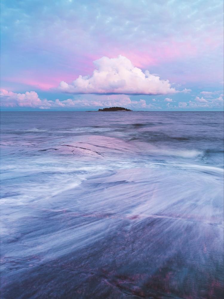 Sunset by Pasi Hotti
