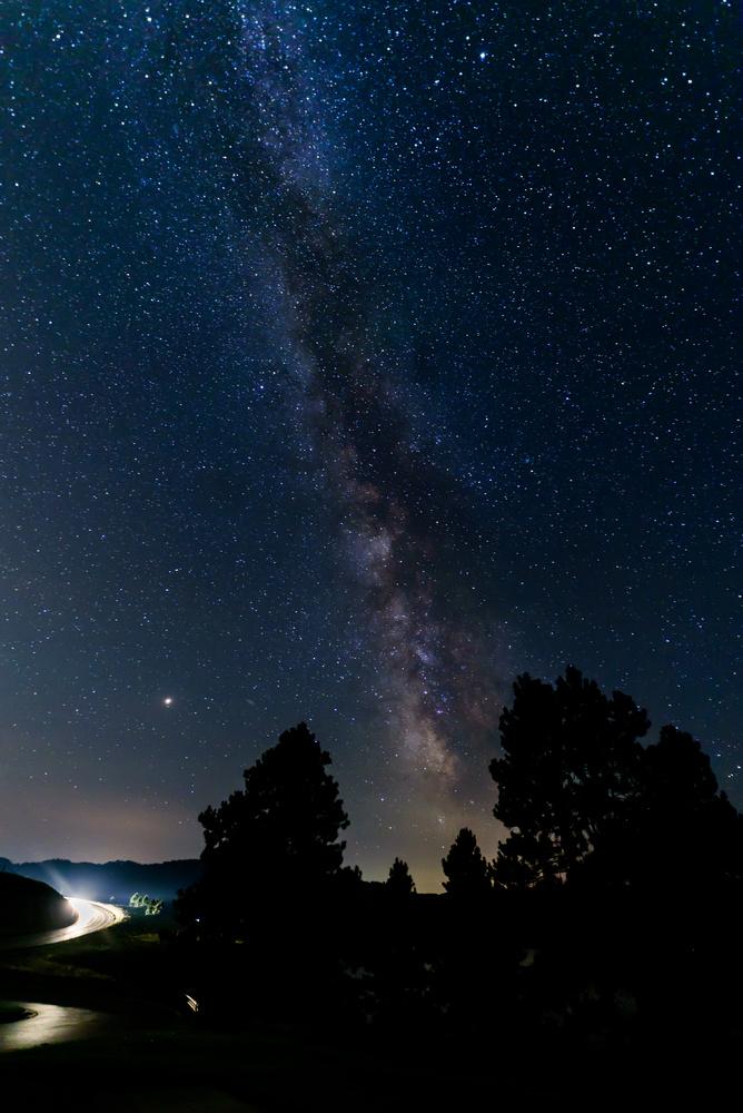 Milky Way by Erik Pedersen