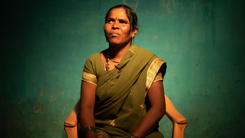 Dalit Woman by Nirbhay Kuppu