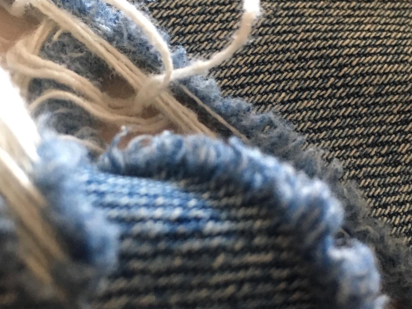 Cotton fill by Tomas Fredriksson