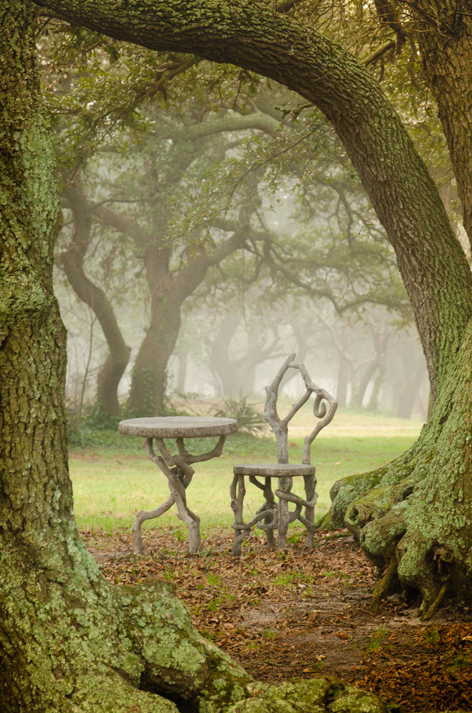 Fantasy Garden by Emile Husson
