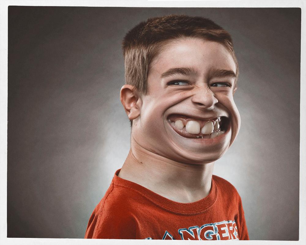 Say Cheese! by Bert McLendon