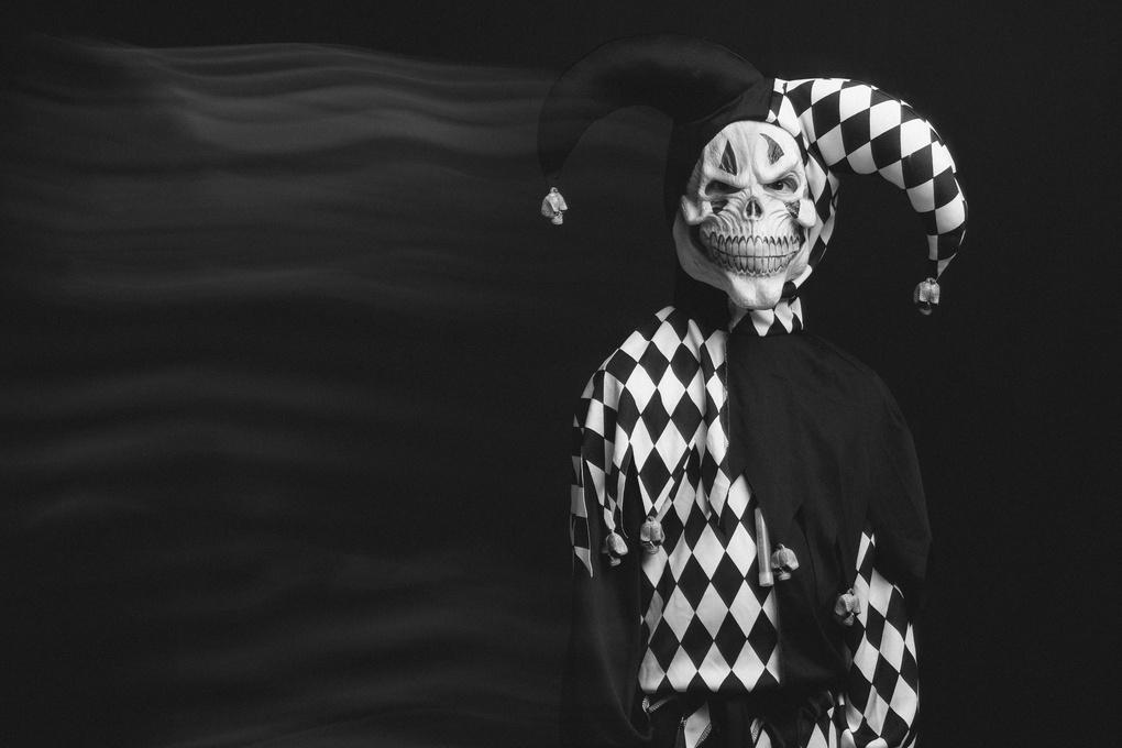 Evil Jester by Bert McLendon