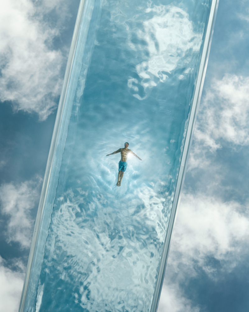Floating in the Sky by Ali Alsulaiman