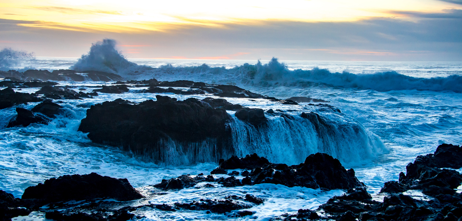 Boiling Surf by Stephen Joncus