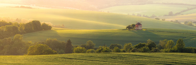 Moravian Idyll by Rafal R. Nebelski
