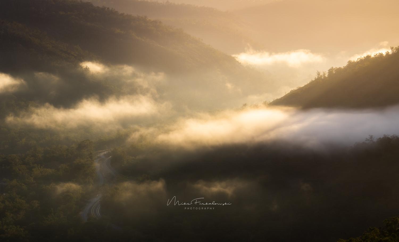 Avon Valley by Mike Furkalowski