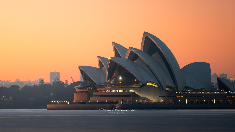 Opera House by Mike Furkalowski