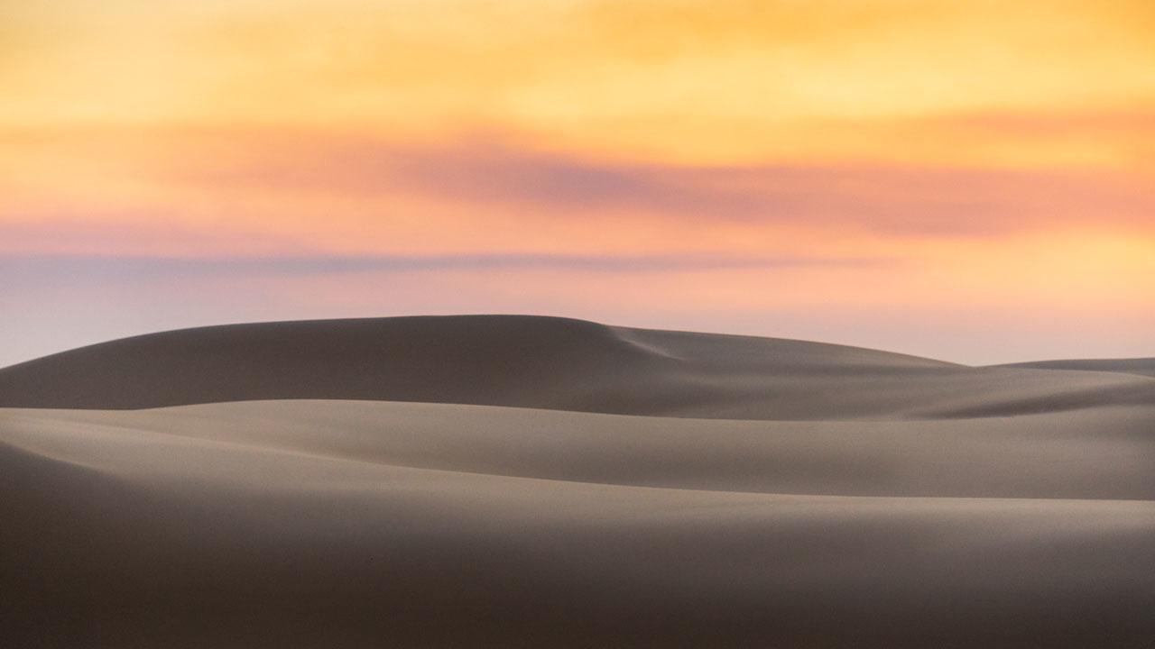 Smoky Dunes by Mike Furkalowski