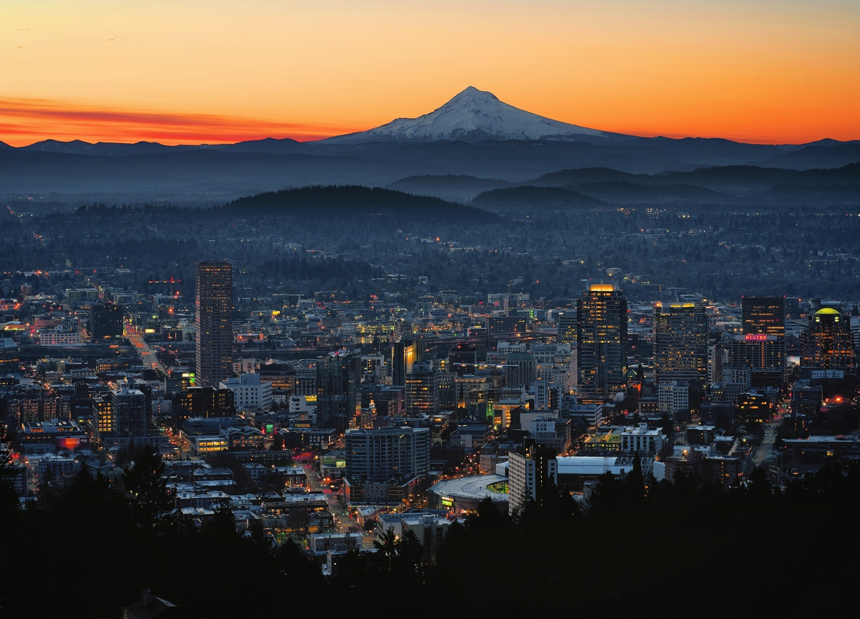 Portland, OR by Jesse Merz