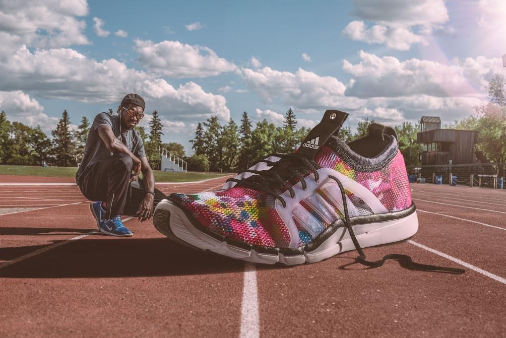 Adidas Core Grace  by Arthur Ward