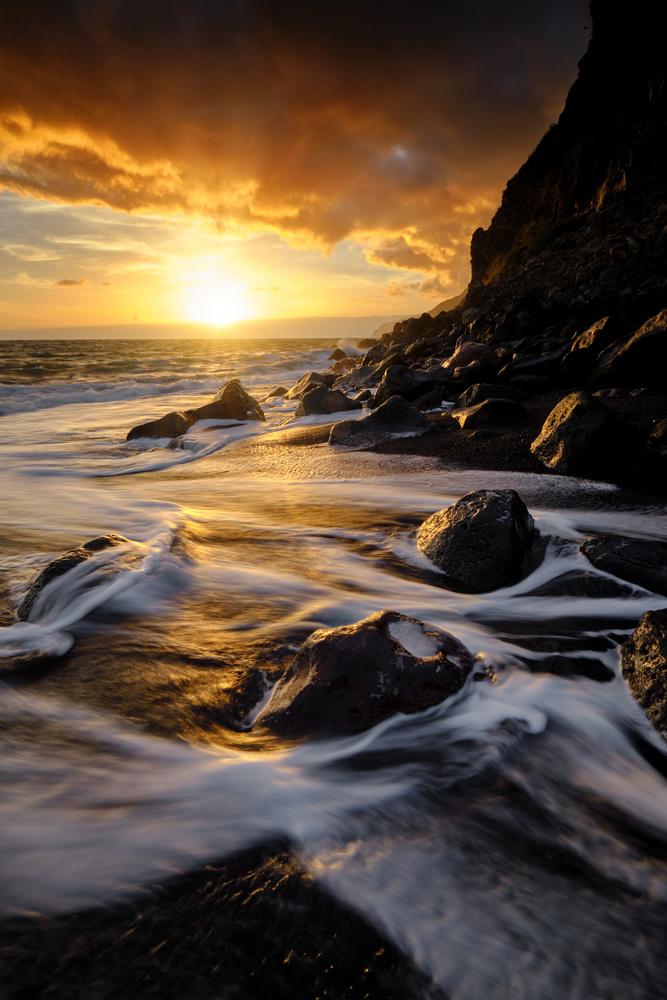 Madeira evening by Marvin Schweer