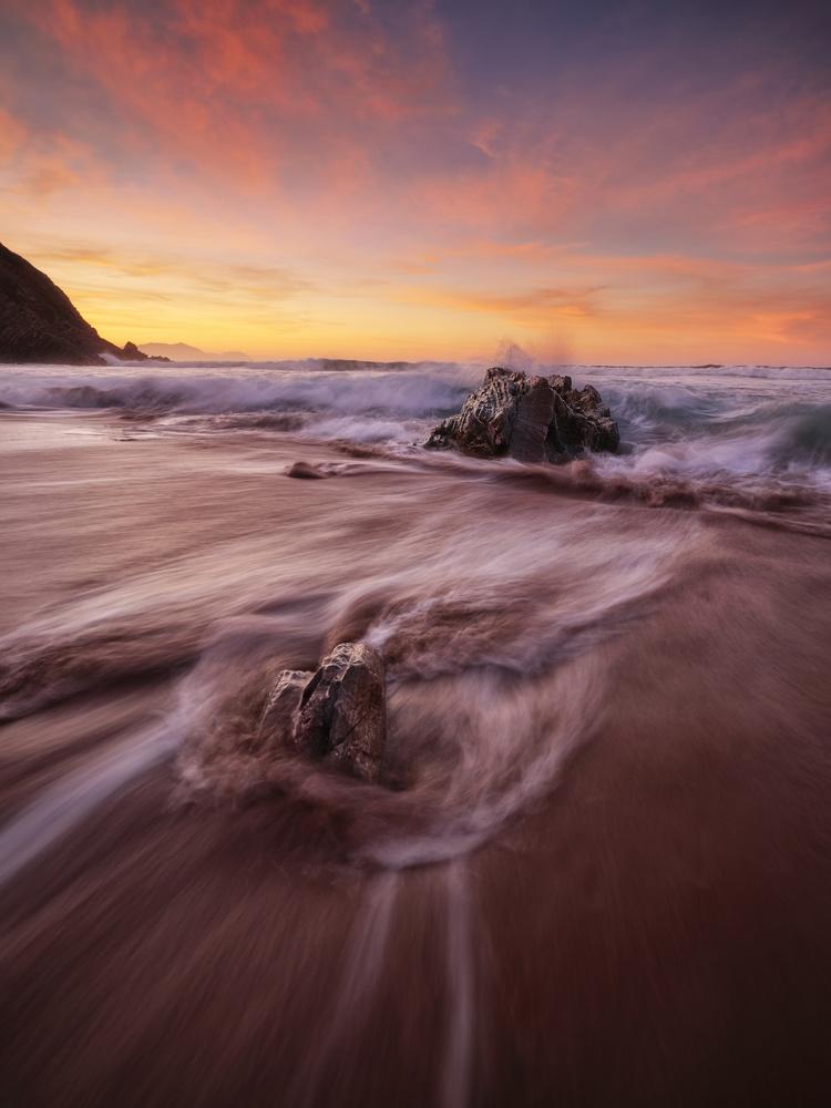 High Tide by Marvin Schweer
