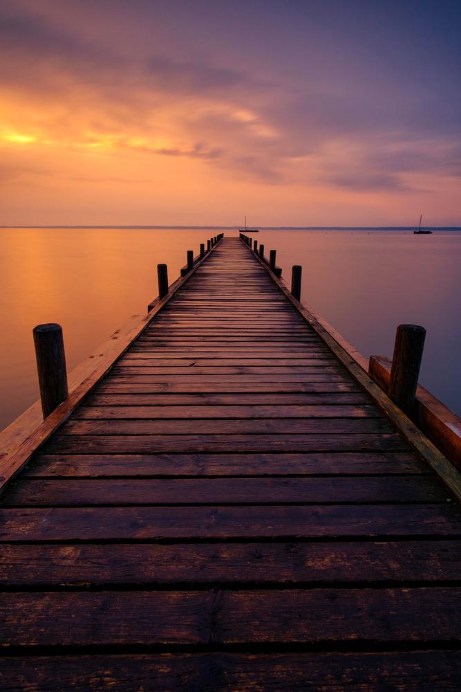 Pier  by Marvin Schweer