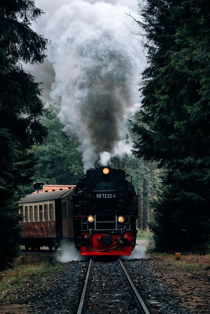 Harzer Schmalspurbahn by Marvin Schweer