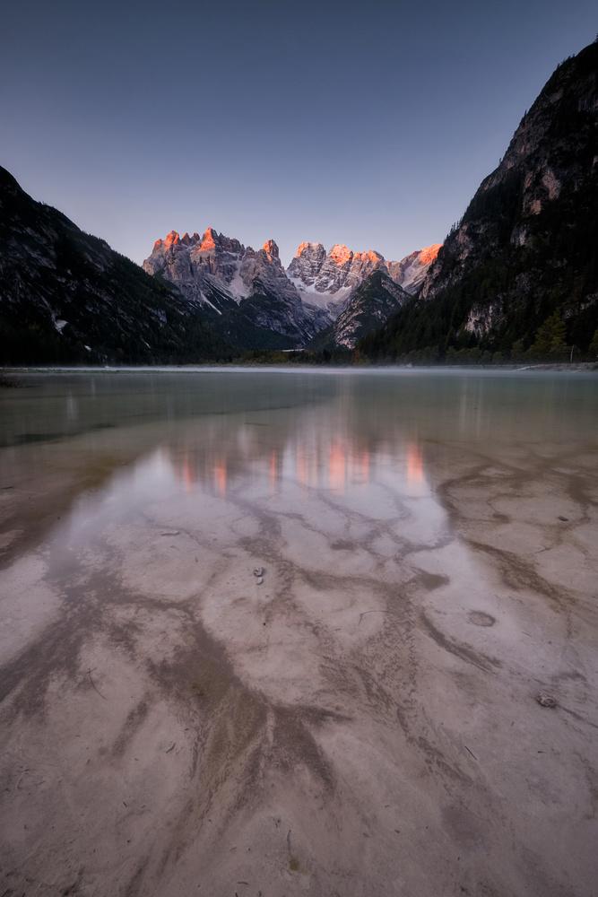 Alpenglow by Marvin Schweer