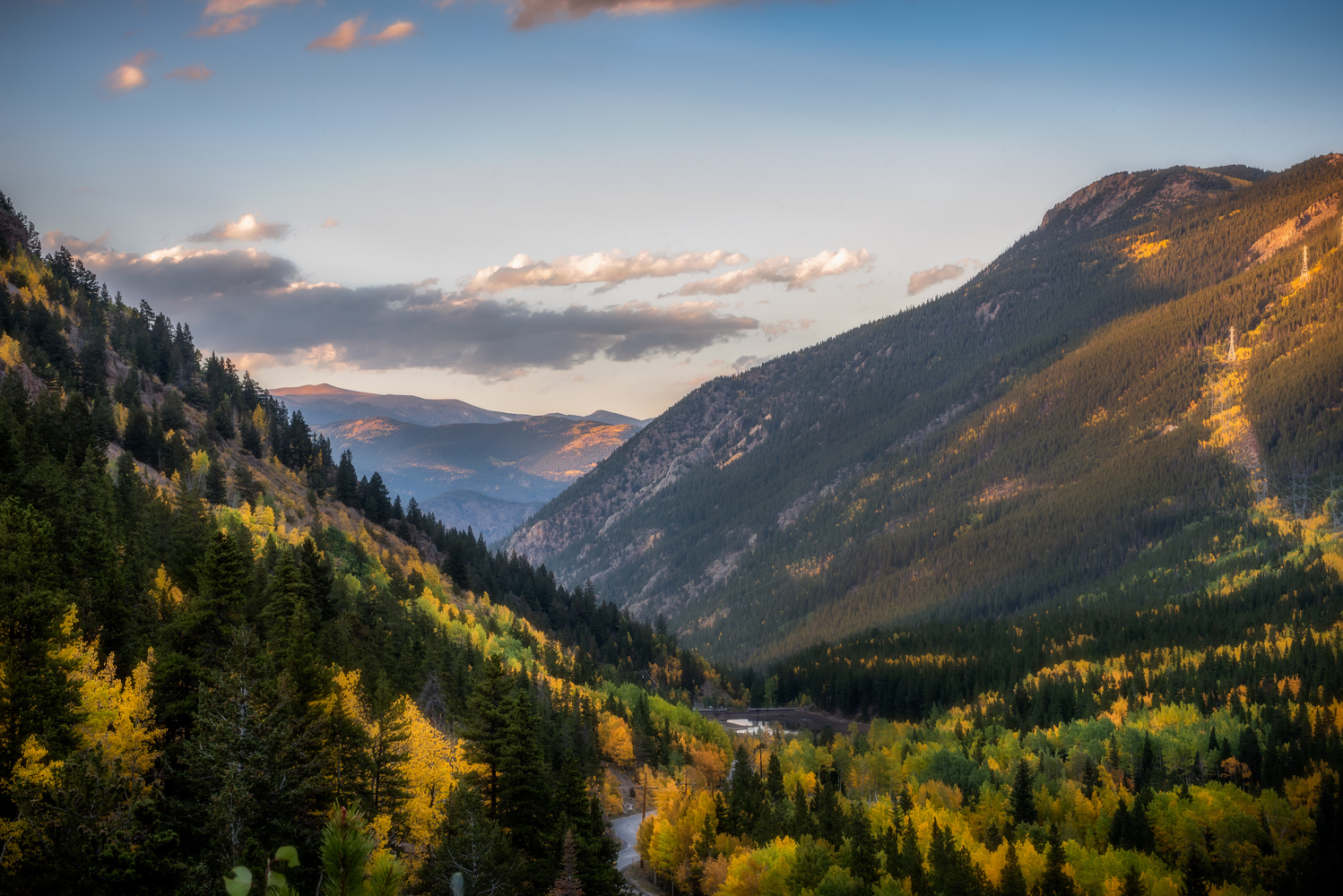Last light of the day by Korey Shumway