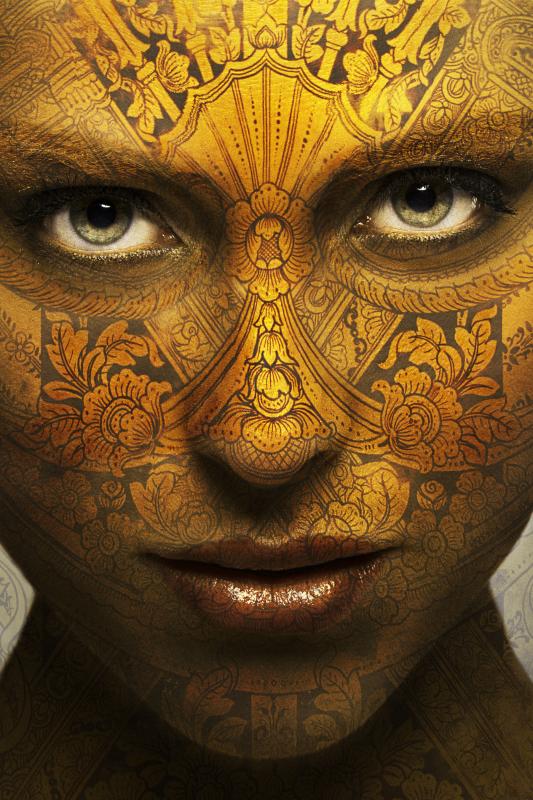 Mask by Steven Markham