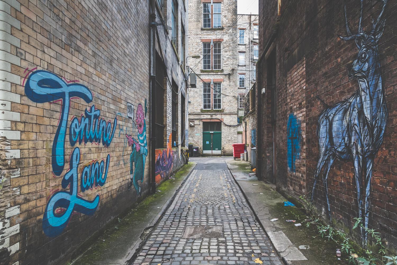 Hidden Lane by Craig D