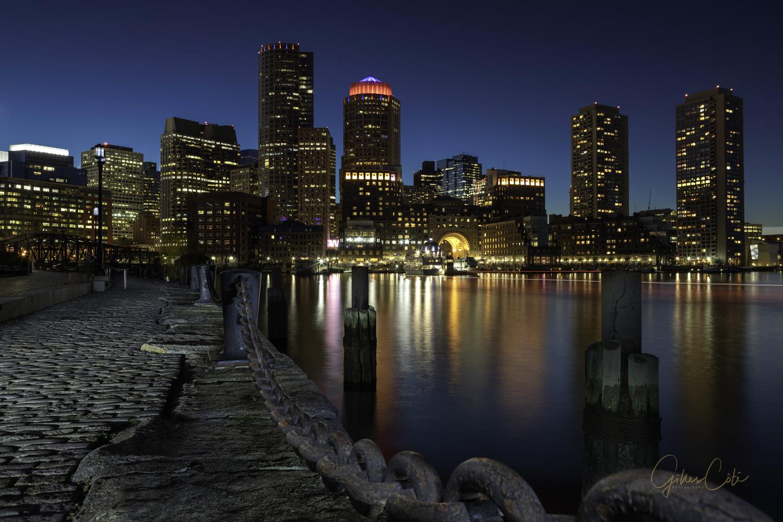 Fan Pier in the seaport neighborhood of Boston by Gilles Côté