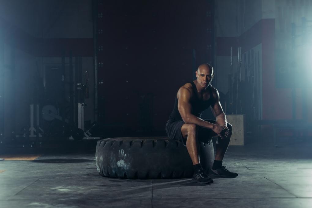 CrossFit by Kevin Patrick Robbins
