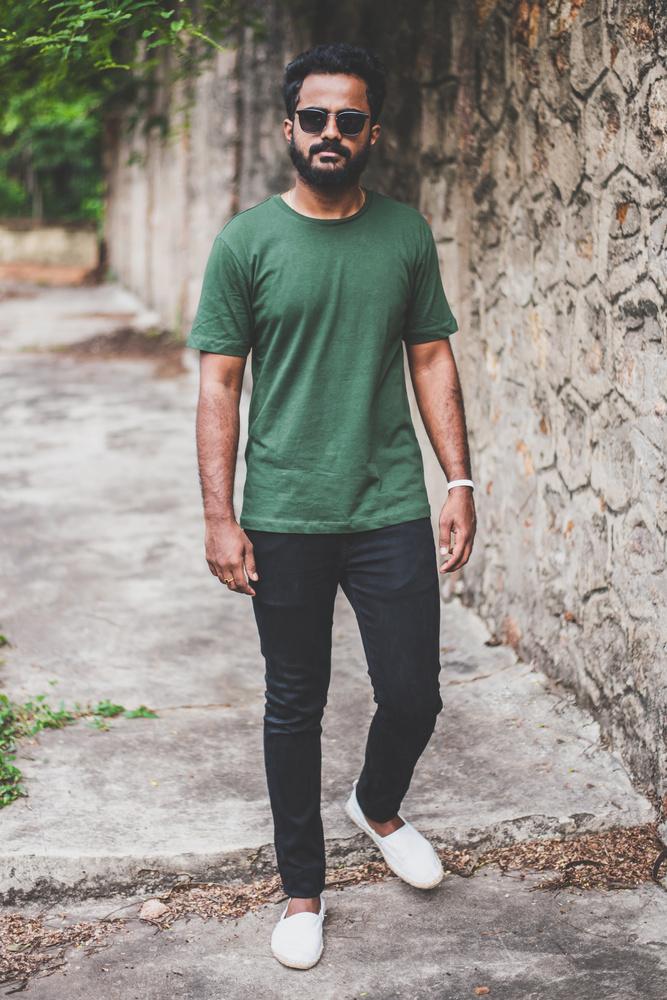 Urban Portrait by Krishna Deep Bhamidipati