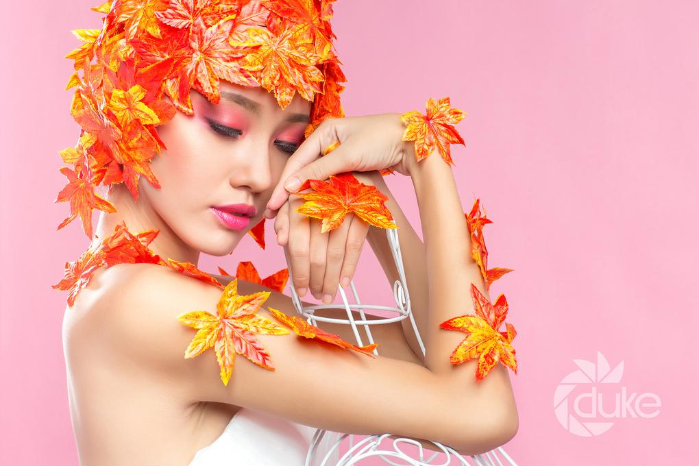 Autumn Beauty by Duke Pham