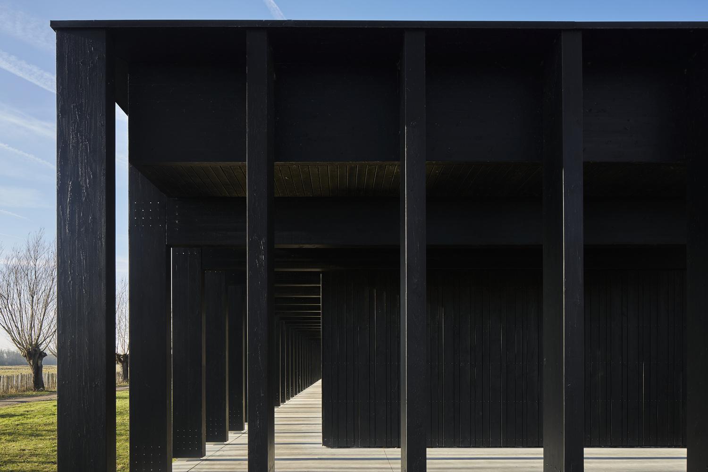 Zwin Pavilion by Steven Massart