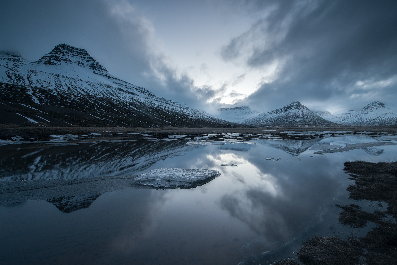 Winter in iceland by alfonso maseda varela