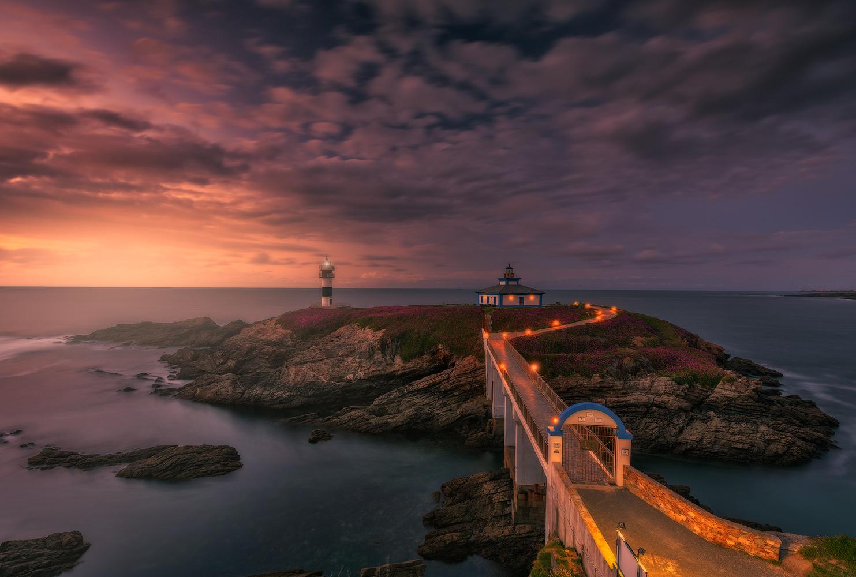 the lighthouse by alfonso maseda varela