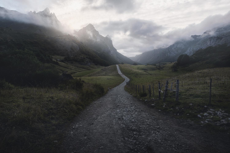 """""""road to the lake"""" by alfonso maseda varela"""