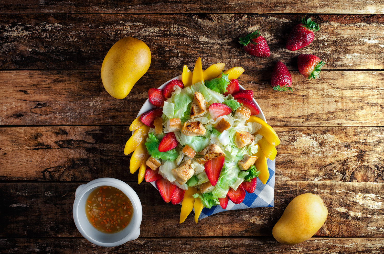 Mexican Salad by Jorge Pérez-Duarte Hernández