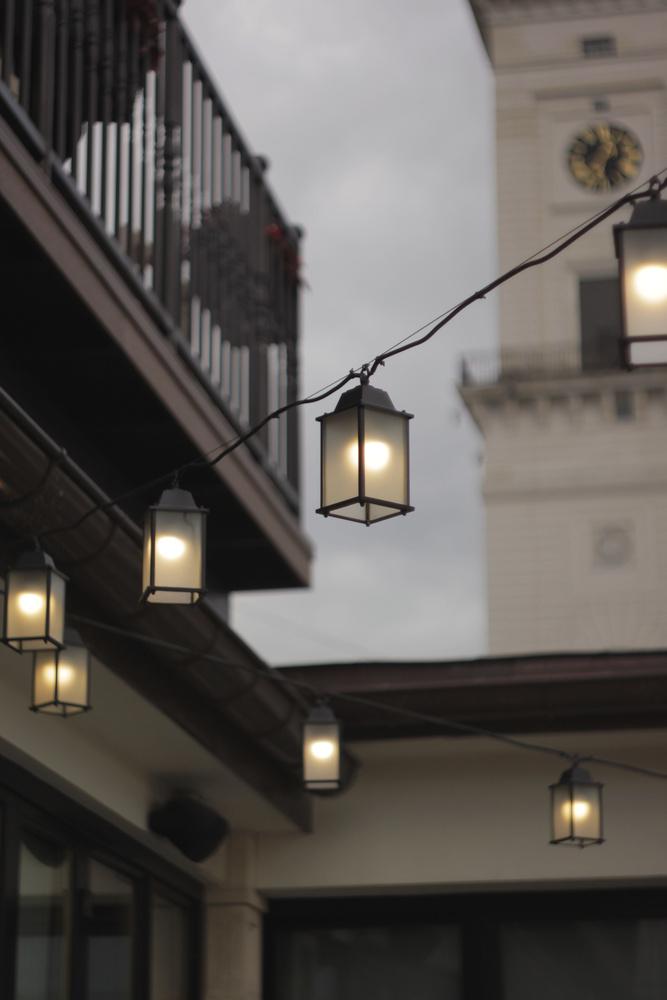 Lanterns by Sd Foer