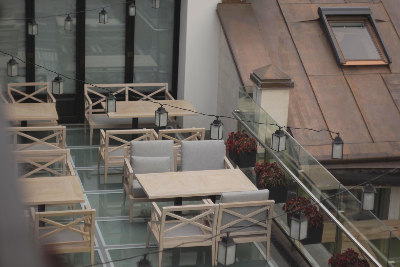 Terrace by Sd Foer