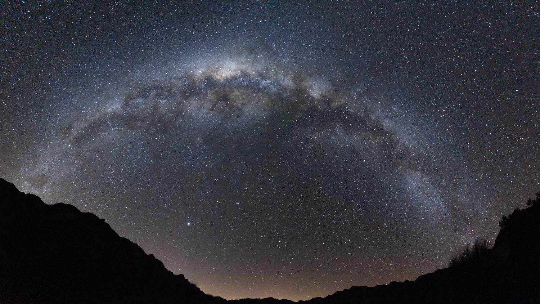 Starry night by Rafael Dias
