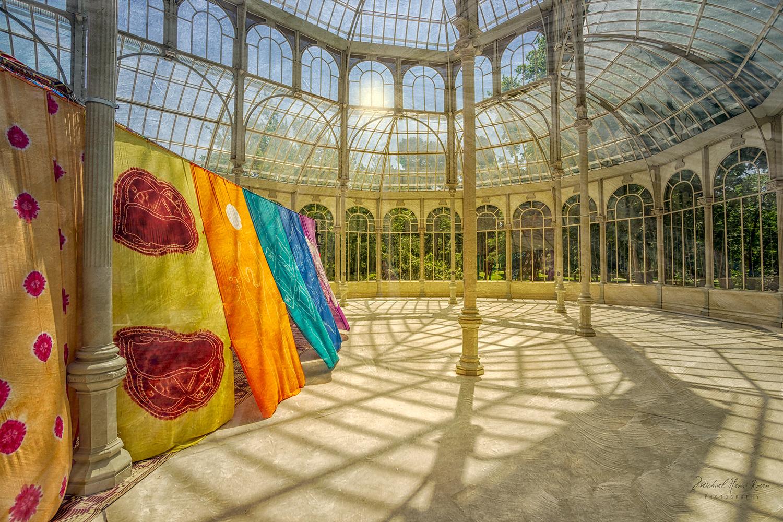 Sunlit Tapestries by Michael Rosen