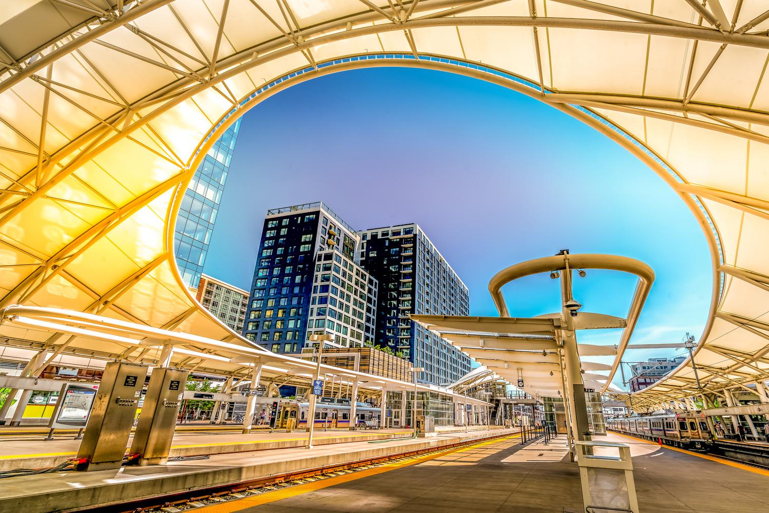 Union Station by Michael Rosen
