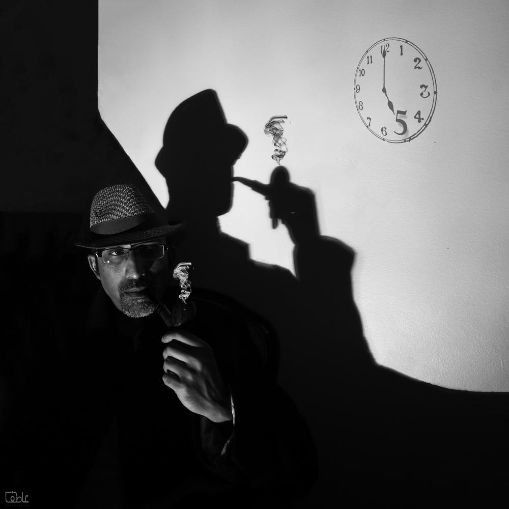 5 o clock Shadow by ATHIF KHAN