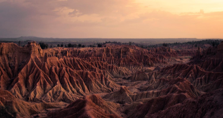 Tatacoa Desert by Alessandro Vegini