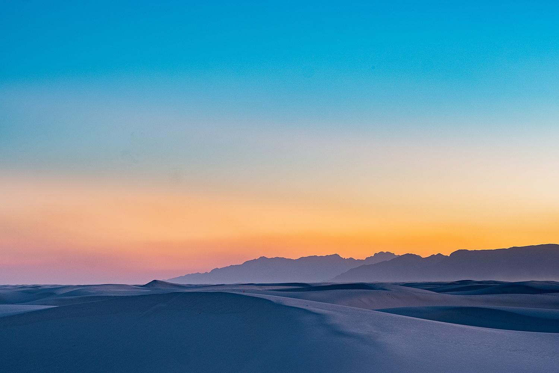 White Sands NM by Ken Savage